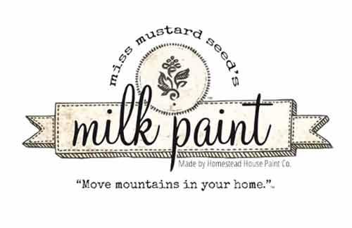 Milk-paint